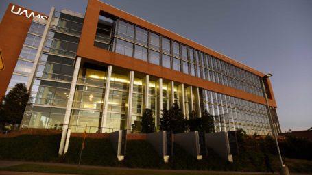 UAMS education building